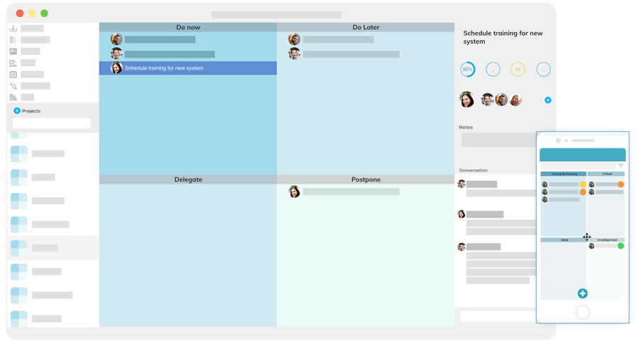 Priority and Project Management   Software for Teams  - Priority Matrix