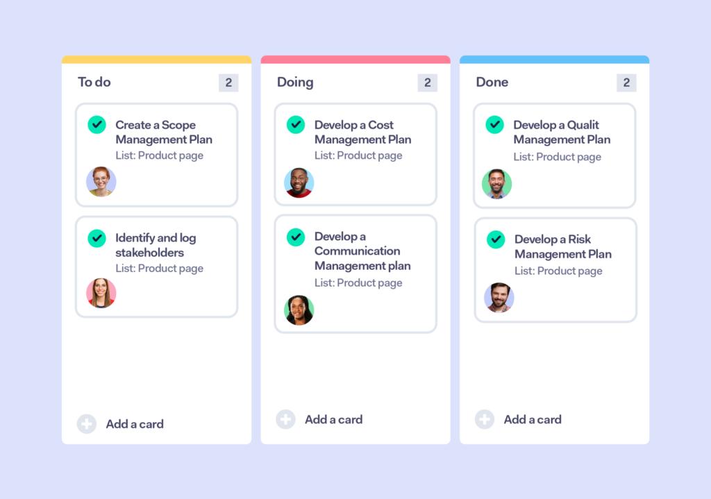 Project Management App - Teamwork