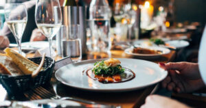 Increase in jobs in hospitality industry