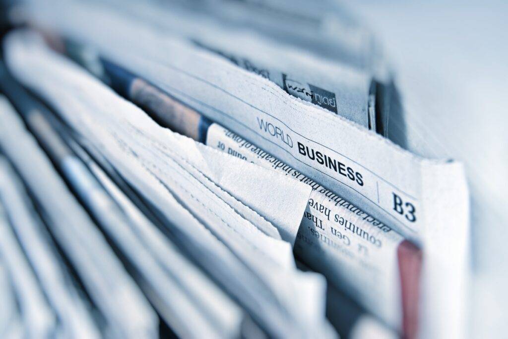Daily business roundup